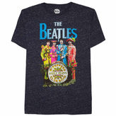 Novelty T-Shirts Beatles Short Sleeve Graphic T-Shirt