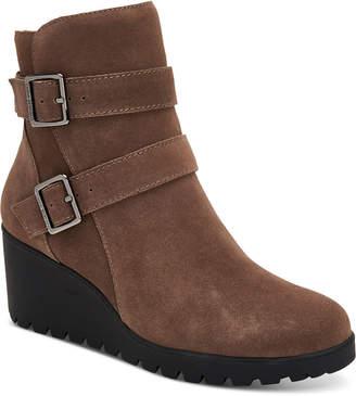 Giani Bernini Sashaa Memory-Foam Water-Resistant Booties, Women Shoes
