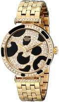 Juicy Couture Women's 1901169 J Couture -Tone Watch