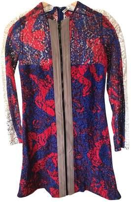 Carven Multicolour Lace Dress for Women