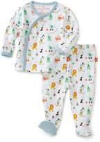 Magnificent Baby Boy Circus Long Sleeve Kimono Top Plus Pants