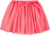 Billieblush Tulle and broderie anglaise skirt