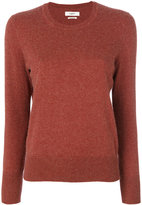 Etoile Isabel Marant classic knitted sweater - women - Cotton/Wool - 36