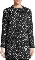 Dolce & Gabbana Women's Polka-Dot Coat
