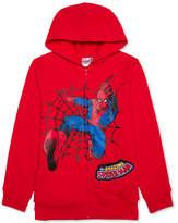 Spiderman Marvel Graphic-Print Hoodie, Big Boys (8-20)