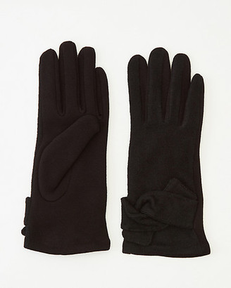 Le Château Wool Blend Touchscreen Gloves