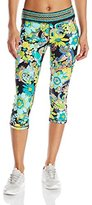 Trina Turk Recreation Women's Monaco Print Mid Length Legging