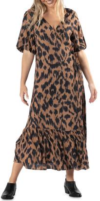 Sass Sylvi Puff Dress