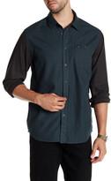 RVCA Two-Tone Regular Fit Shirt