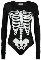 Wildfox Couture Xray Vision Bodysuit