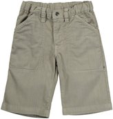 Charlie Rocket Slub Classic Shorts (Toddler/Kid) - Sand-4