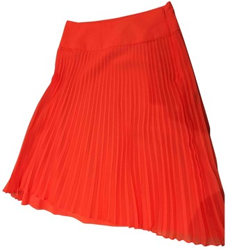Baukjen Orange Skirt for Women