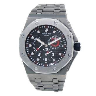 Audemars Piguet Royal Oak Offshore Black Steel Watches