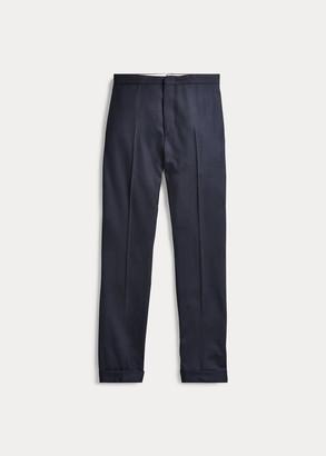 Ralph Lauren Birdseye Wool Trouser