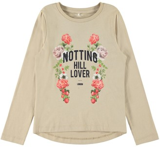 Name It Long-Sleeved T-Shirt, 7-14 Years