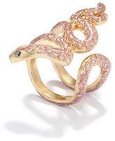 Rachel Roy Snake Wrap Ring