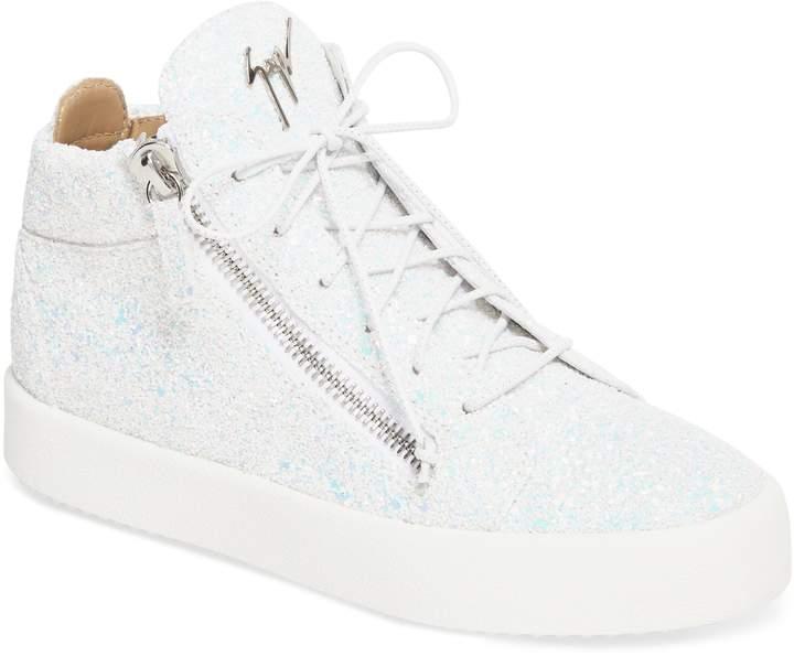 Giuseppe Zanotti May London High Top Sneaker