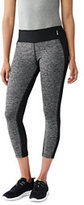 Classic Women's Active Control Crop Leggings Navy