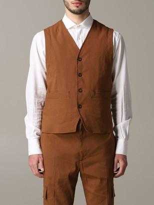 Paolo Pecora Suit Vest Men