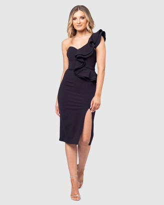 Pilgrim Tanya Midi Dress