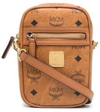 MCM Visetos messenger bag
