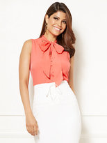 New York & Co. Eva Mendes Collection - Evie Sleeveless Blouse