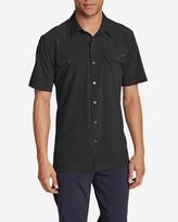 Eddie Bauer Men's Departure Short-Sleeve Shirt