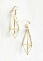 Ali Khan Golly Geometric Earrings