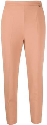 Elisabetta Franchi Cropped Skinny Trousers