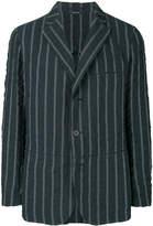 Issey Miyake striped blazer