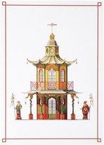 Architectural Watercolors Boxed Notecards - Pagodas