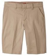Dickies Girls' Classic Stretch Bermuda Short