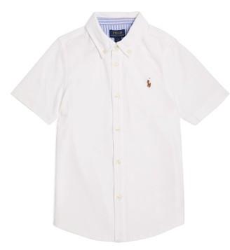 Ralph Lauren Kids Cotton Oxford Shirt (5-7 Years)