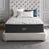 "Simmons L-Class 15"" Medium Pillow Top Mattress and Box Spring Mattress Size: Queen, Box Spring Height: Low Profile"