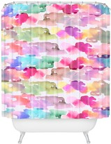 Deny Designs Stephanie Corfee Spun Sugar Shower Curtain