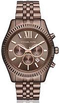 Michael Kors Lexington Chronograph Bracelet Watch