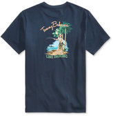 Tommy Bahama Men's 'Line Dancing' Graphic Print Cotton T-Shirt
