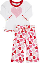 Sara's Prints HEART PAJAMA SET