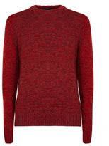 Boss Speckled Cashmere Blend Jumper