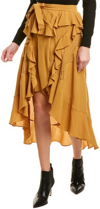 IRO Breathed Wrap Skirt