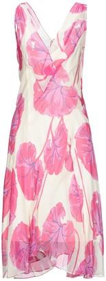 Diane von Furstenberg 3/4 length dresses