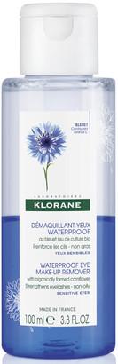 Klorane Waterproof Eye Make-up Remover 100ml