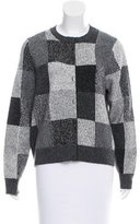 Marc Jacobs Patchwork Cashmere Sweater
