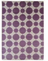 Area Rug, Flirty FLT-1054 Purple