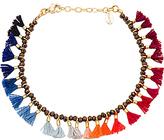 Shashi Jamie Bracelet in Metallic Gold.
