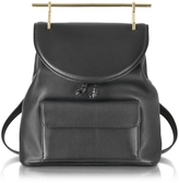M2Malletier M2M Leather Backpack