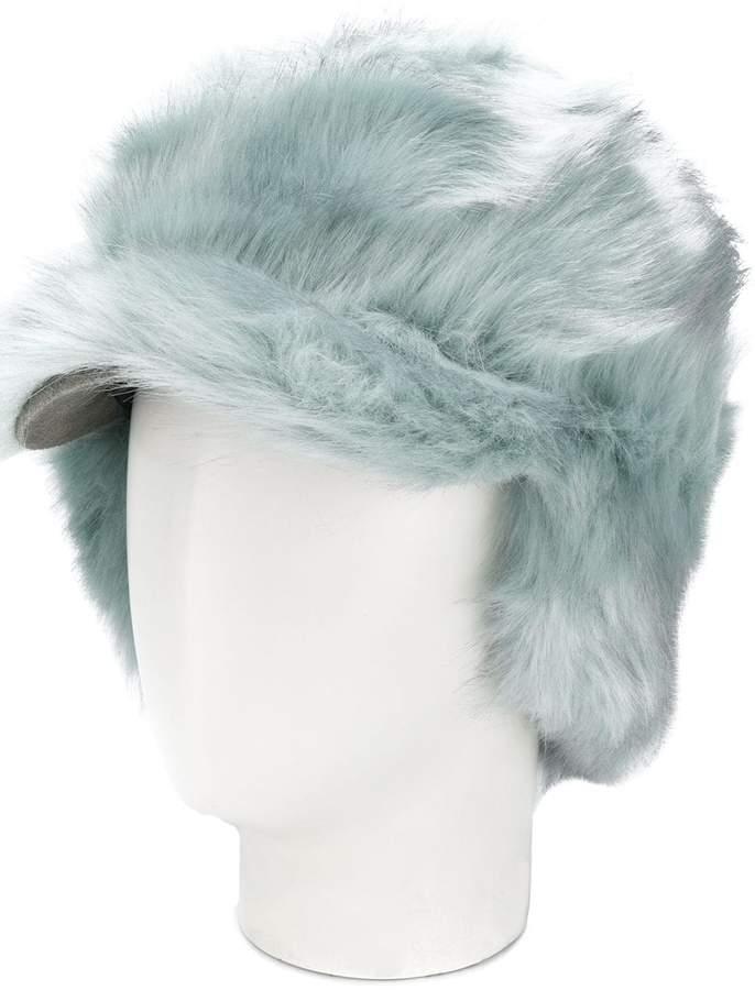 Urbancode textured furry hat