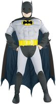 Justice Batman Muscle Chest Costume - Kids