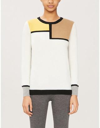 Madeleine Thompson Crema cashmere jumper