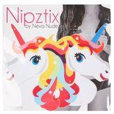 Neva nude Unicorn nipple covers
